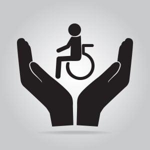 Nasze wartości, jakimi otaczamy osoby poruszające się na wózkach inwalidzkich.