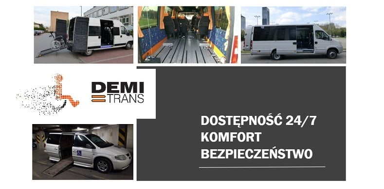 Flota firmy Demi-Trans