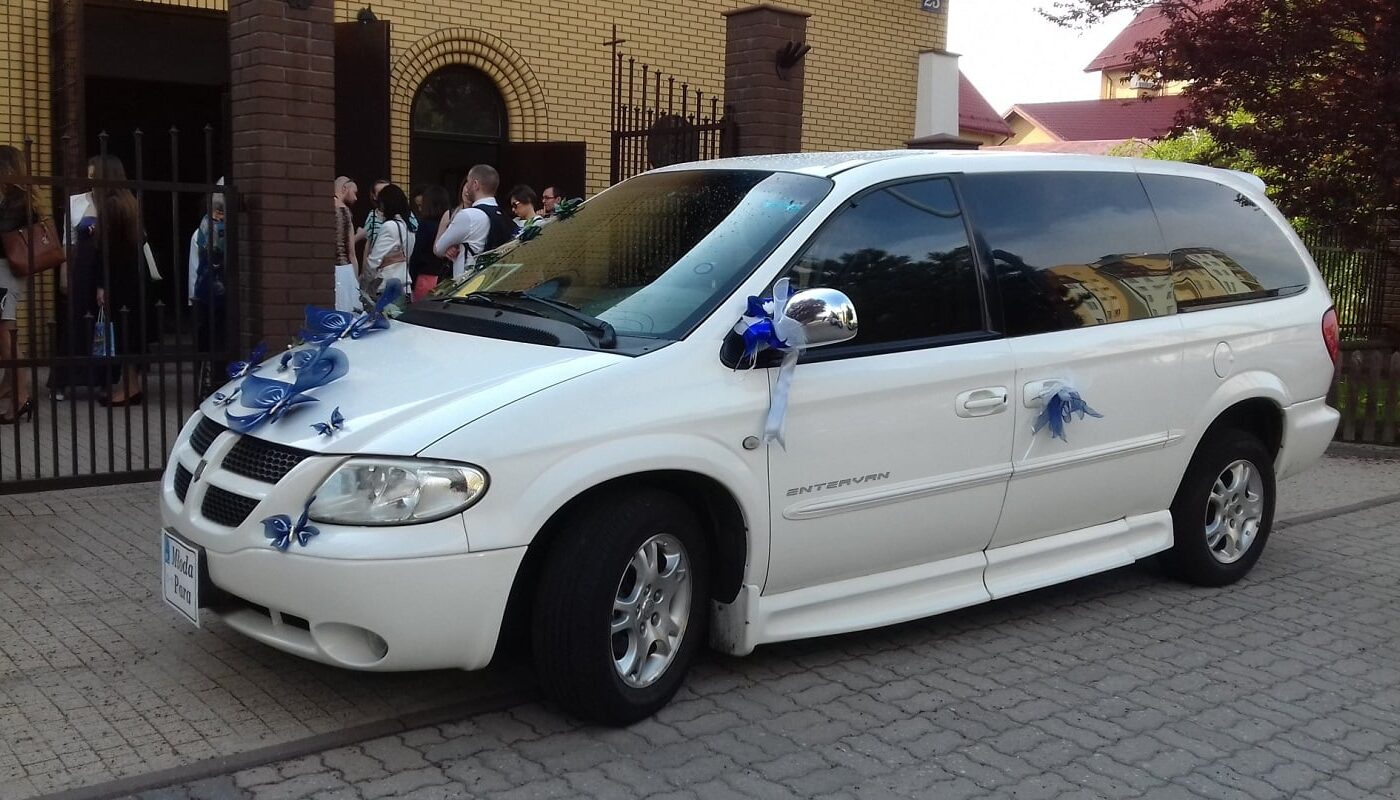 Samochód Dodge Caravan